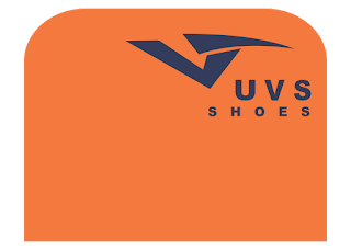 UVS Shoes Logo Vector