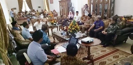 Gubernur Irwan Prayitno Ungkap Alasan Penolakan Pemilik Tanah Terkait Pembangunan Tol Padang Pariaman-Pekanbaru