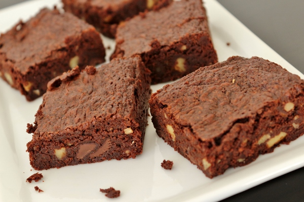 Homemade brownies are far and away better than their boxed counterparts. I know it can be tempting to grab a box of brownie mix from the supermarket because ...