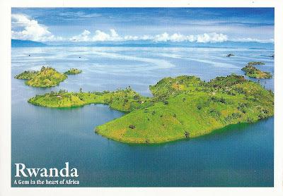 Islands of Rwanda