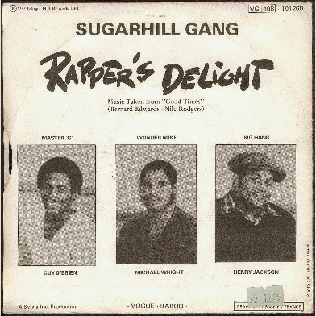 R is for... Rapper's Delight http://www.jinglejanglejungle.net/2015/04/r-is-for-rappers-delight.html #AtoZChallenge