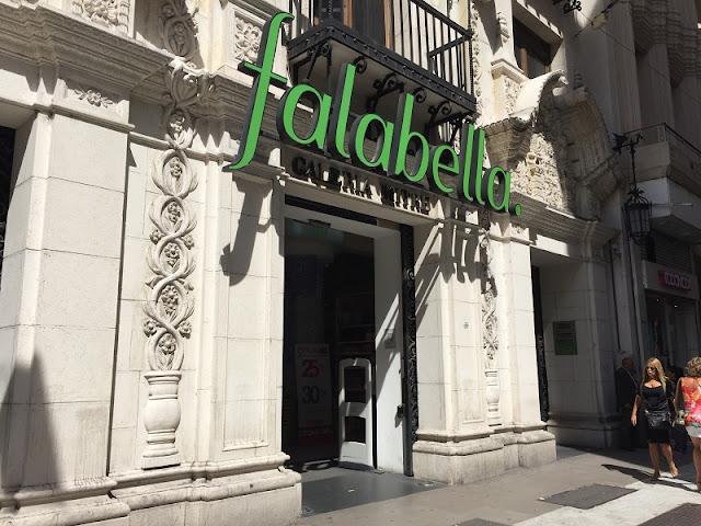 Lojas Falabella em Buenos Aires