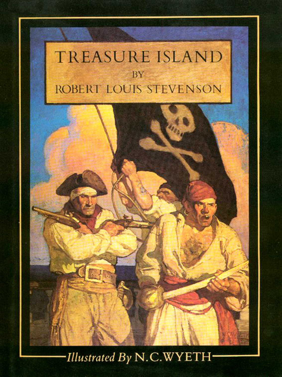 Treasure Island By Robert Louis Stevenson 304 Pp Rl 4