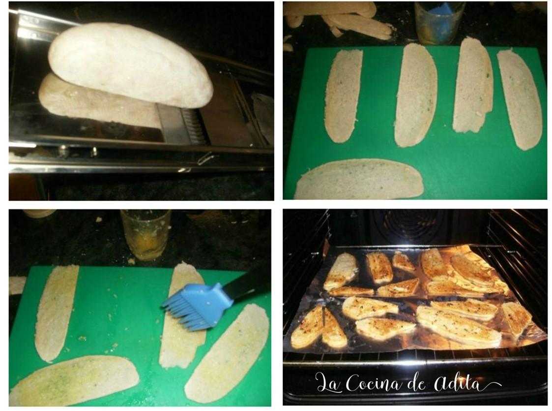 La Cocina De Adita Crujientes De Pan De Ajo