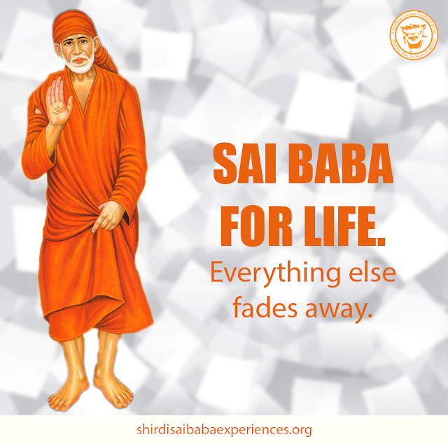 Shirdi Sai Baba Blessings - Experiences Part 2633
