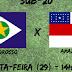 Copa de Seleções: Mato Grosso estreia diante do Amazonas