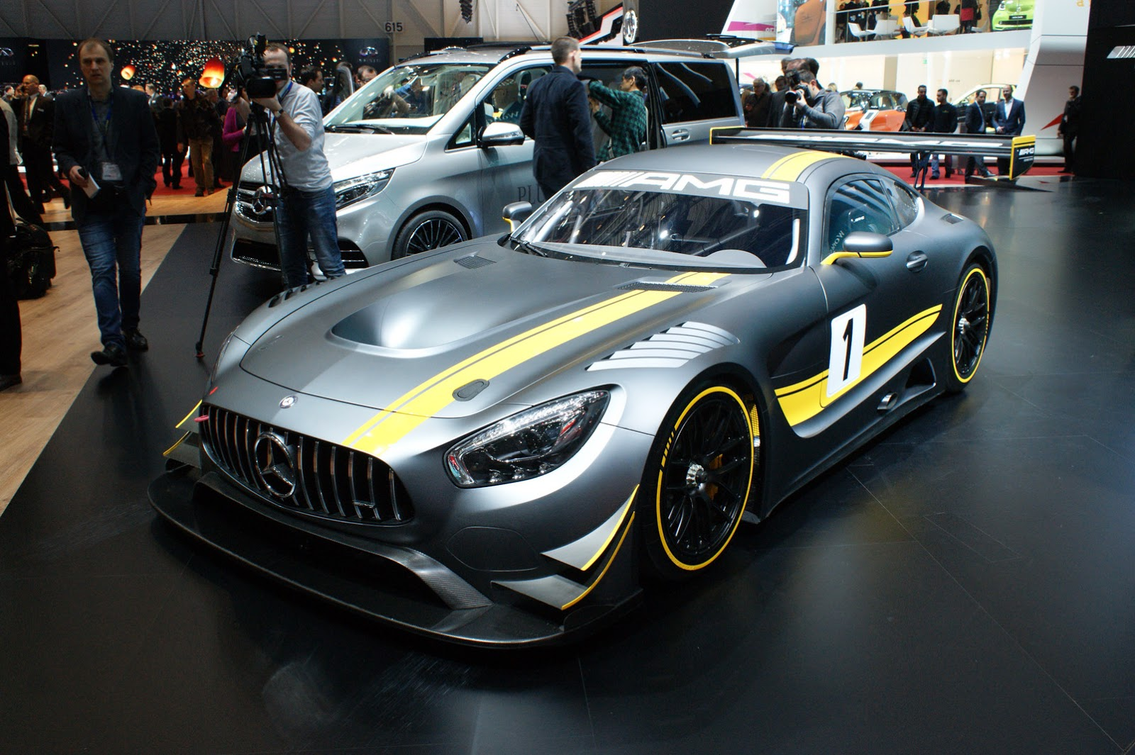 Mercedes Amg S Gt3 Racer Could Inspire A Production Model