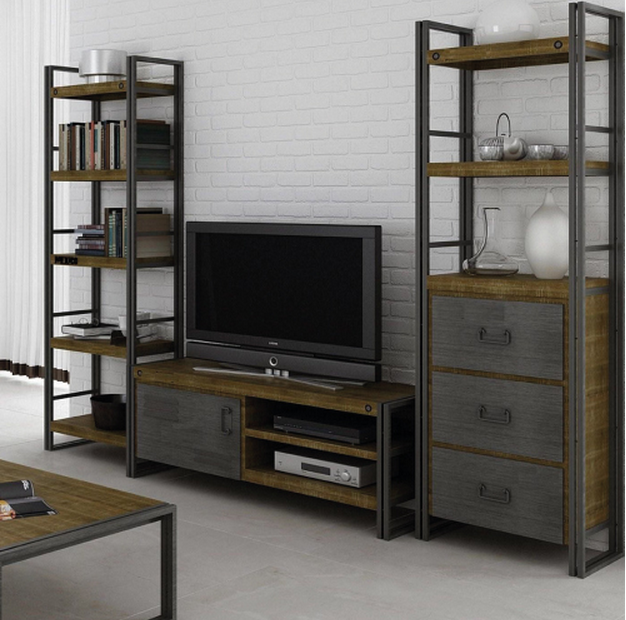 Kitchen Cabinet Com: 60 Model Rak TV Minimalis