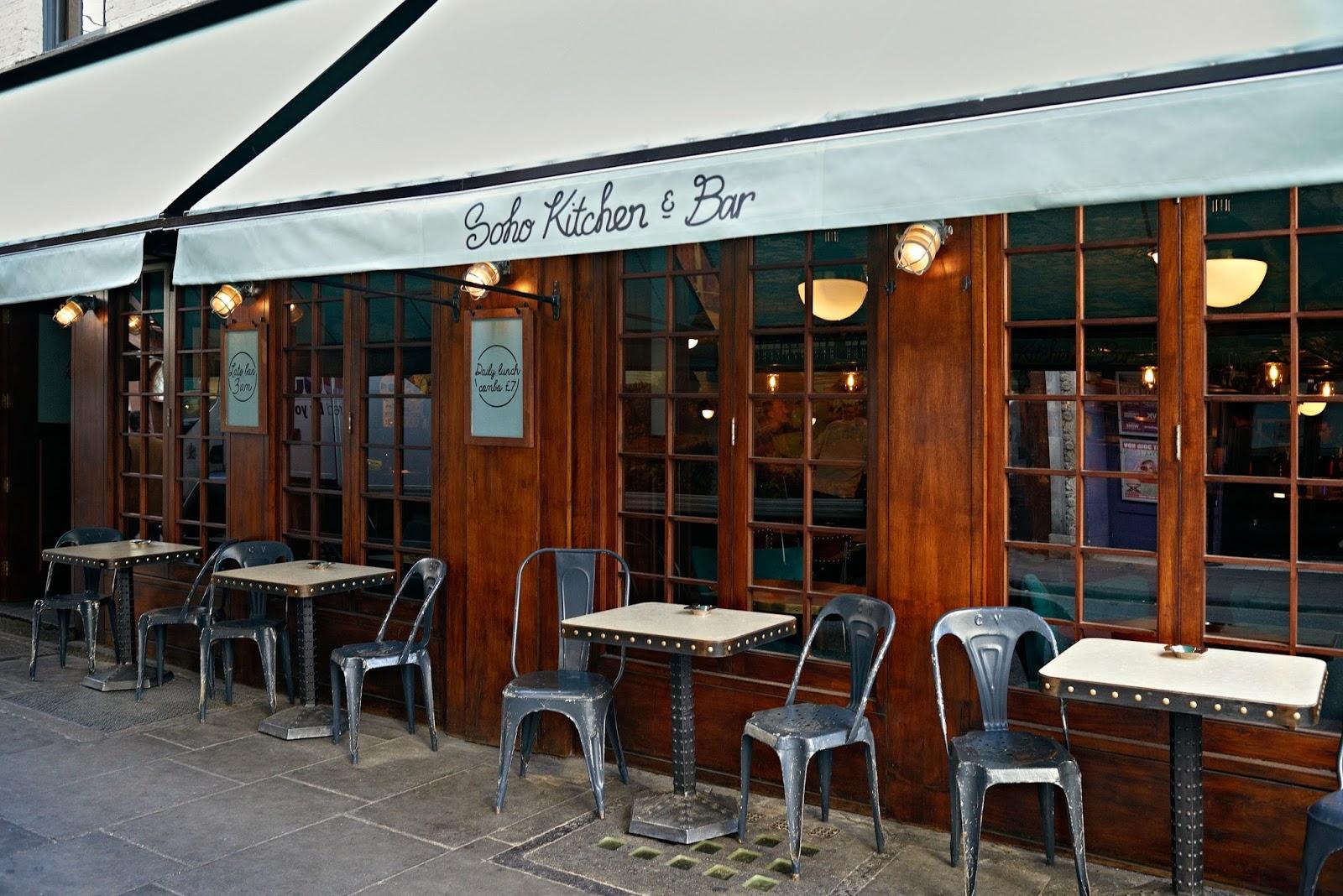 SOHO KITCHEN & BAR Soho London – Hungry Hong Kong