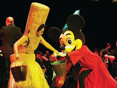 Mickey Mouse Fantasía