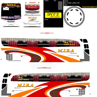 Download Livery Bus Mira