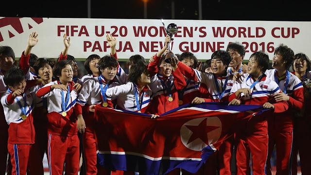 Mundial Sub-20 2016: Coréia do Norte é bicampeã