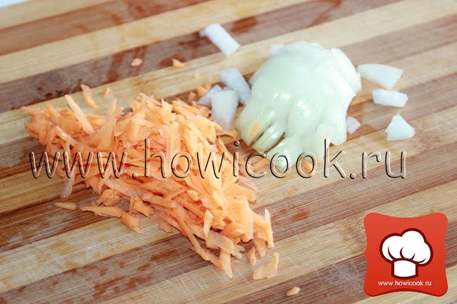 Гречневый суп на курином бульоне для детей пошаговые фото