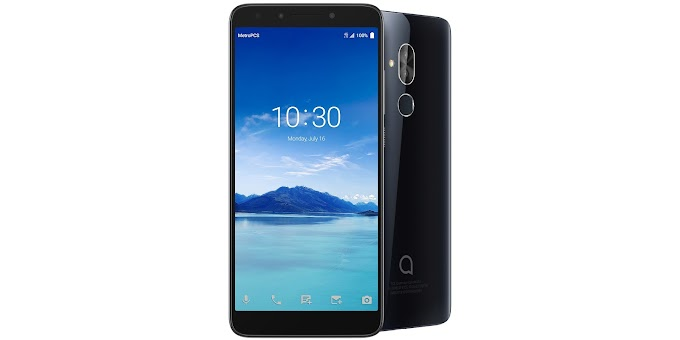 Alcatel 7 officially announced