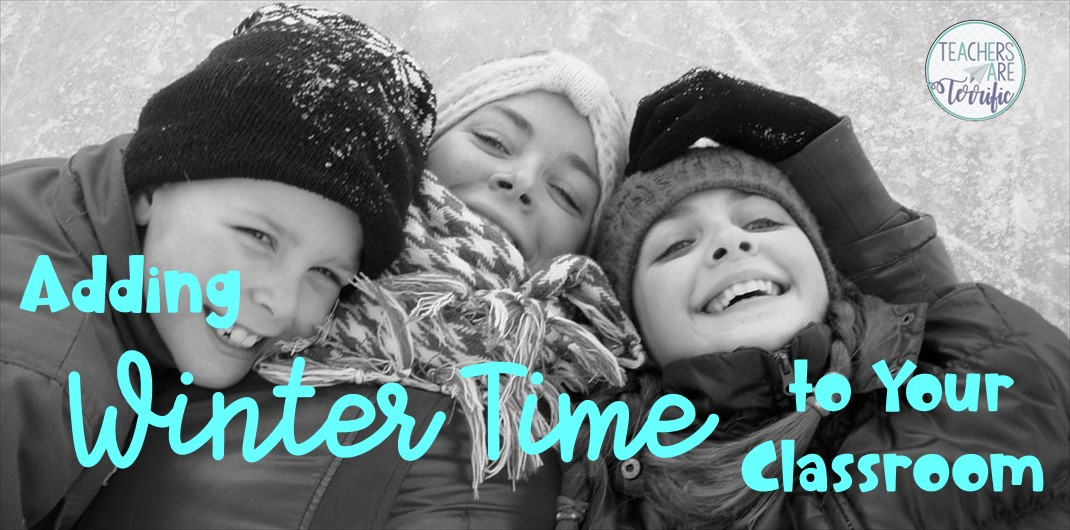 An assortment of winter activities and resources for your upper elementary classrooms. This blog post will give you details about each resource to engage your kids during the winter months.