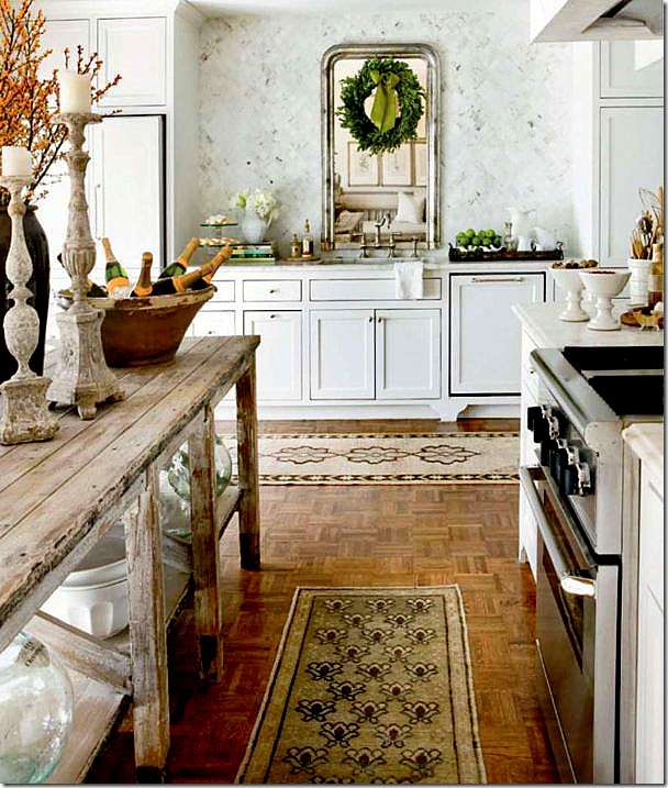 Color Outside The Lines: Kitchen Inspiration Month: Day 16