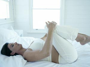 what causes pelvic pain after sex