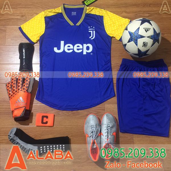 Áo CLB Juventus 2019 Màu Xanh Dương
