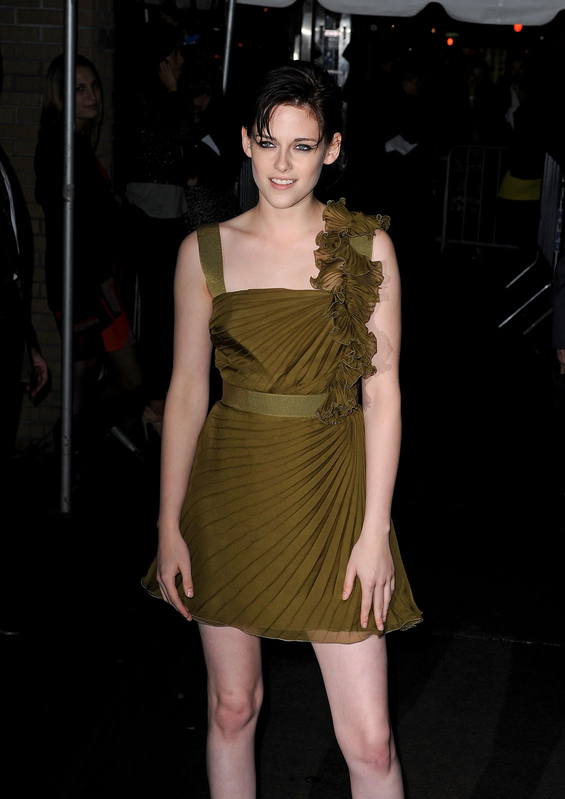 Red Carpet Dresses Kristen Stewart Quot The Twilight Saga