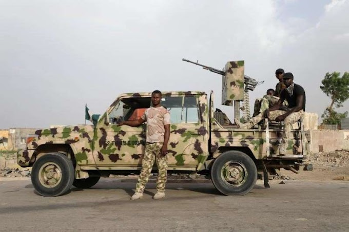 Nigeria brings in fourth commander in 14 months to lead fight against Boko Haram