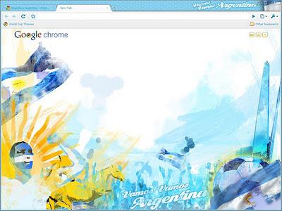 Temas para Chrome
