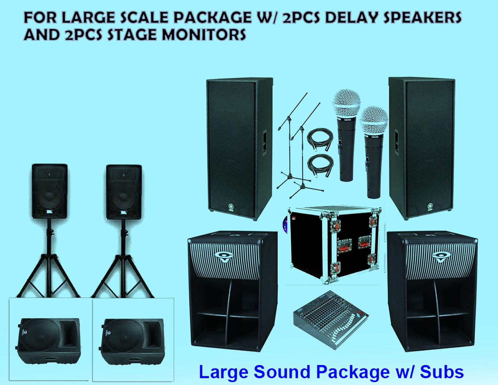 Lights And Sounds Rental Manila 5k With Affordable 3 5k