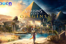 Free Download Game Assassins Creed Origins for PC Laptop