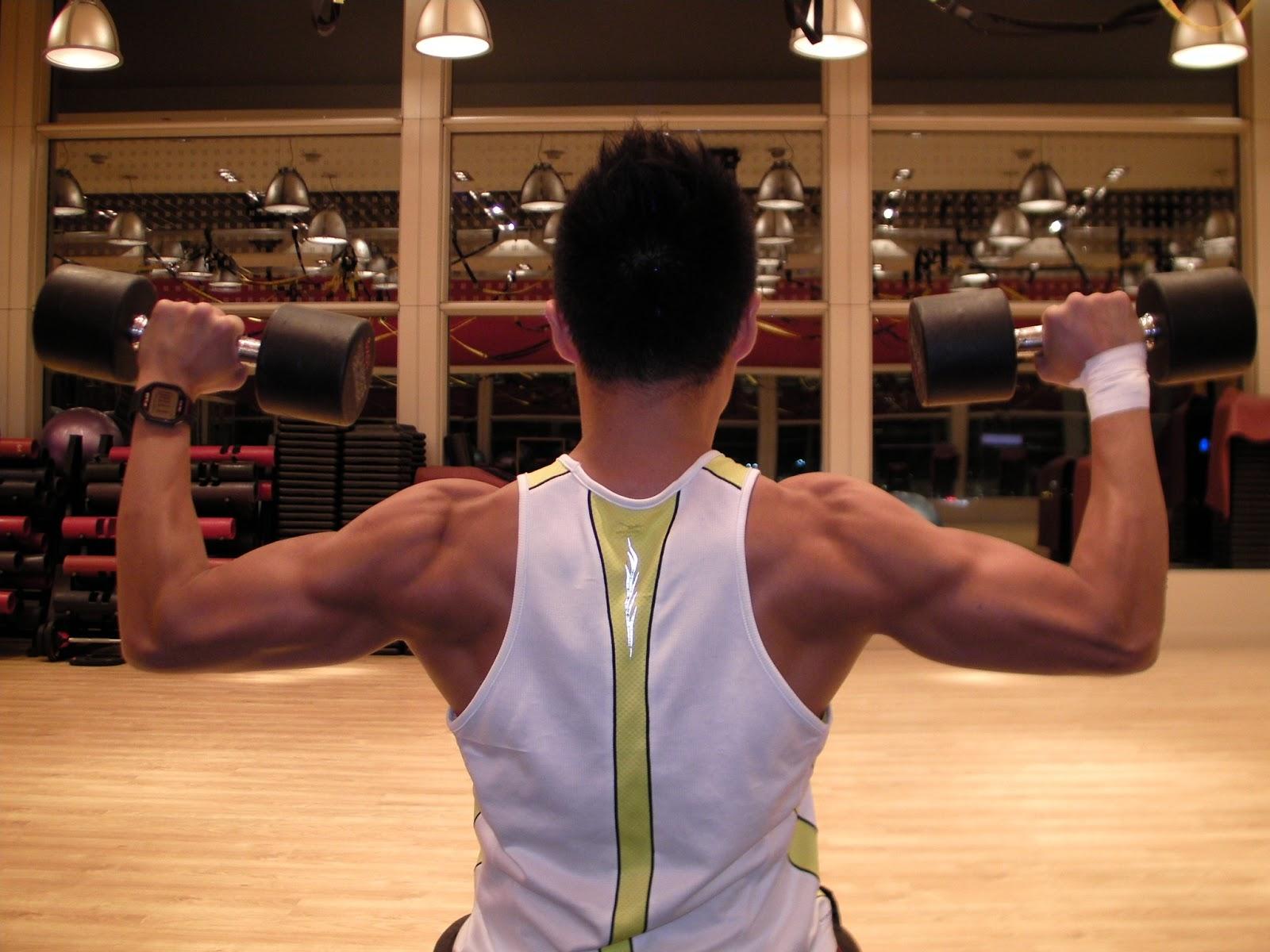 簡易運動博客 by: Fred Wong - personal trainer in Hong Kong: 文章分類 - 上身肌肉訓練 (30)