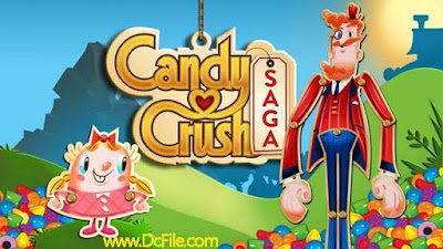Candy Crush Saga APK 1.165.1.1 Free Download (Unlimited) for Android - DcFile