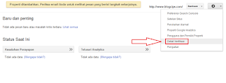#Gambar 2 Cara Verifikasi Blog Ke Google Webmaster
