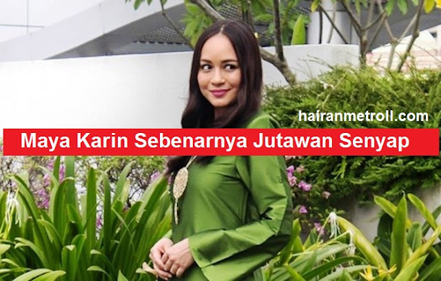 Image result for jutawan maya karin