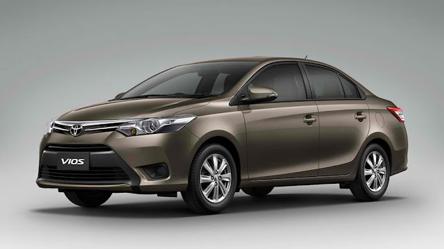 List of Toyota Vios Types Price List Philippines