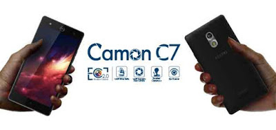 Leak: Official SpecificationsTecno Camon C7 Released
