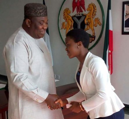 Enugu State Government offers scholarship to student who made all A's in her WAEC