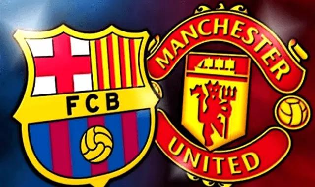 برشلونة ومانشستريونايتد والتشكيل المتوقع 10-4-2019 ! Barcelona VS Manchester United