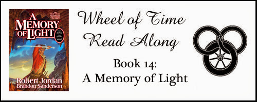 A Memory of Light by Robert Jordan: Week 1
