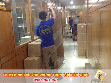 Công ty Kiến Vàng - đơn vị chuyển nhà và văn phòng an toàn, nhanh chóng-1