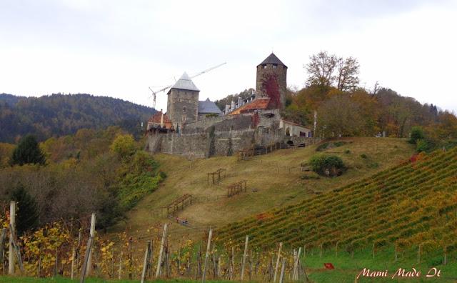 Burg Deutschlandsberg - Steiermark