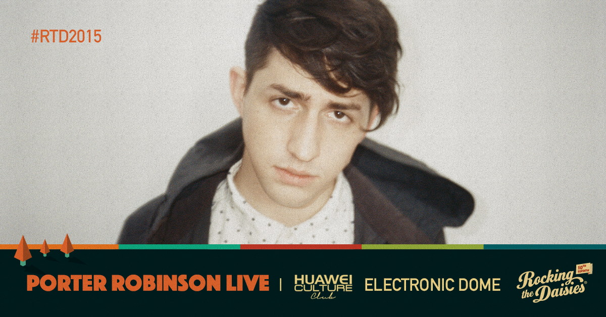 porter robinson south africa 2015