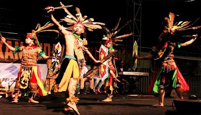 Tari Mandau, Tarian Tradisional Dari Kalimantan Tengah