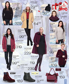 Catalog Selgros Moda femei 25 octombrie - 22 noiembrie 2018