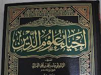 Karyanya Direstui Imam Al-Ghazali