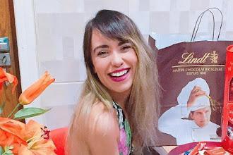 """CAROLINA CARVALHO GASTA """"500 REAIS"""" EM CHOCOLATES NESTA PÁSCOA"""