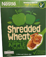 Nestle Shredded Wheat Apple Crumble