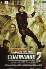 Commando 2 (2017) Hindi DVDScr 700MB