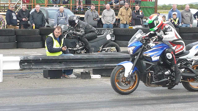 Mercenary Garage Bishopscourt Drag Race