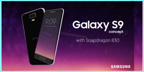 Samsung Galaxy S9  Dengan Dual Kamera dan RAM 6GB