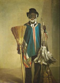 Vendedor de escobas (c.1810).