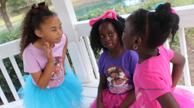 Lil Sis and Friends in BROWN GIRLS CLUB | Kids Gift Ideas