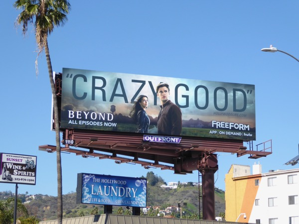 Beyond Crazy good season 1 billboard
